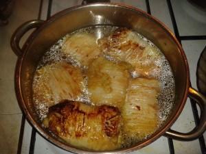 Голубцы без мяса рецепт пошагово в кастрюле