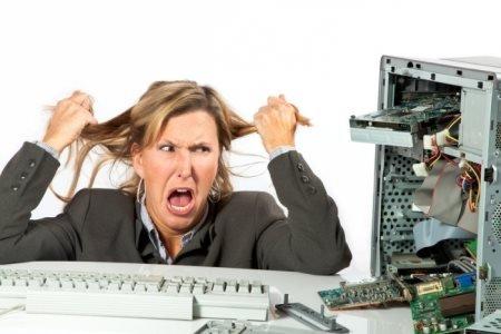 чому не включаєтсья компютер