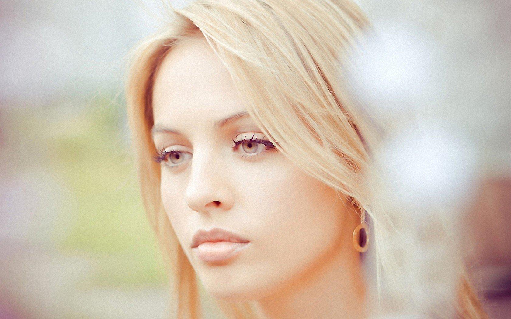 Русская красавица блондинка 5 фотография