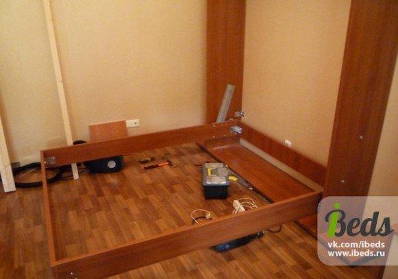 Встраиваемая мебель для как сделать 7