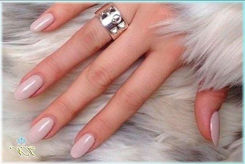 Как сделать форму ногтей овальной формы фото 936