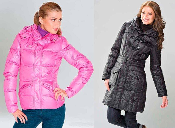 Модні жіночі зимові куртки і пуховики  cbad9818ecc4e