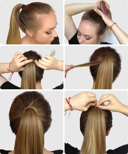 Фото як заплітати легкі зачіскі фото 43-224