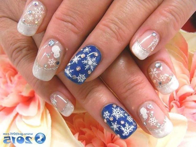 Дизайн коротких нігтів