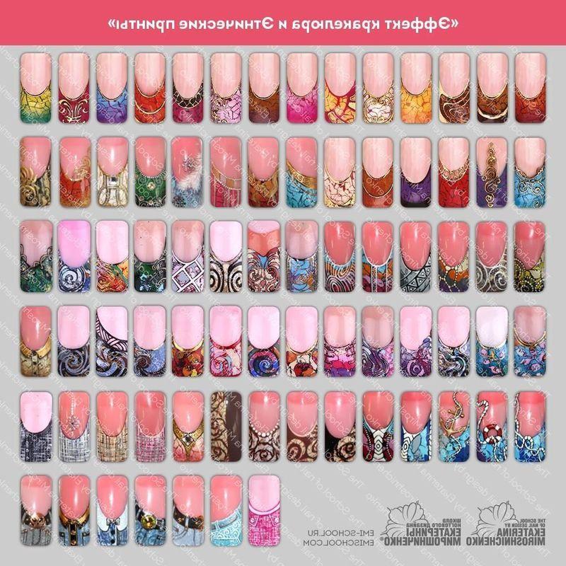 Екатерина мирошниченко дизайн ногтей 2017 фото 29