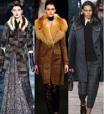 Модная Верхняя Одежда Зима