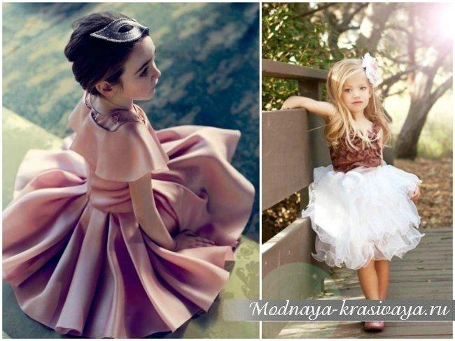 Плаття на випускний у 4 класі (50 фото маленьких принцес)  9826bd1bba0df