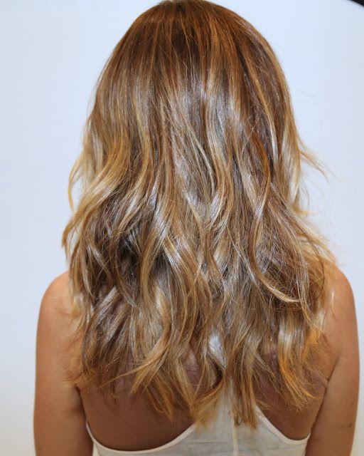 Модне фарбування волосся 2016.