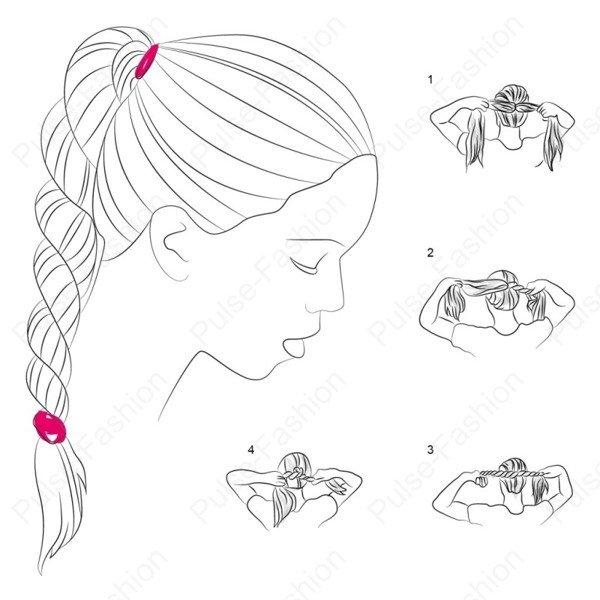 прически и раскраски волос фото