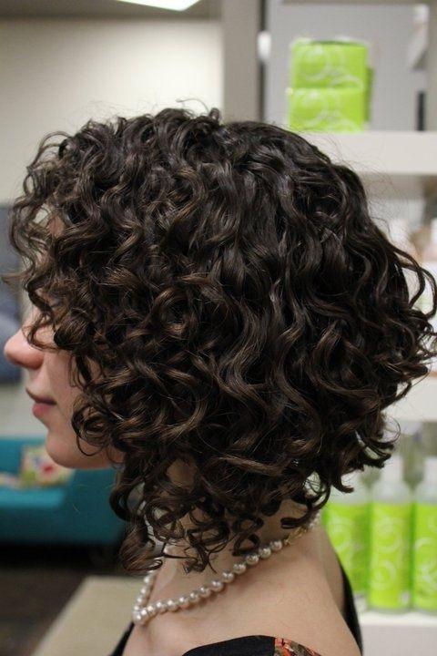 хімічна завивка волосся фото