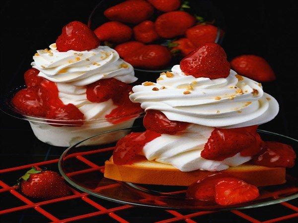 рецепти десертів в домашніх умовах