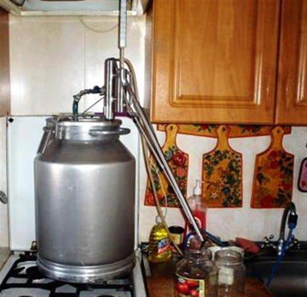 Домашнее производство спирта. Процесс приготовления спирта, рецепт в 29