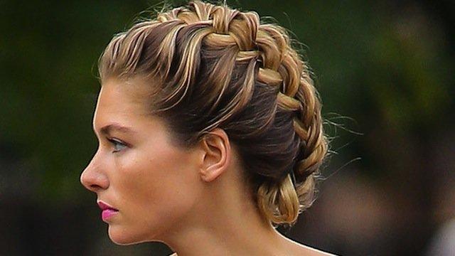 Плетение косичек фото для коротких волос