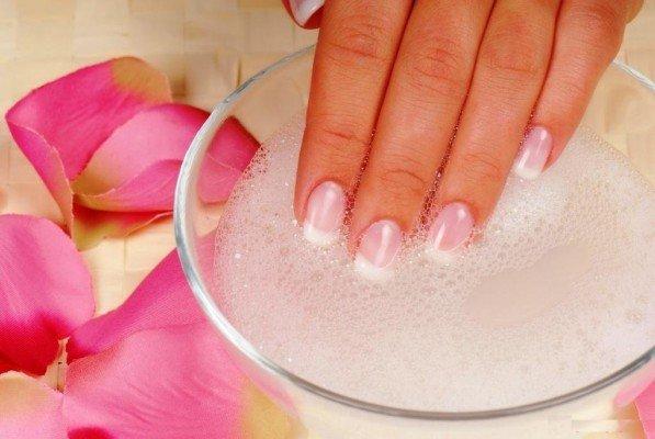 Как очистить ногти после огорода в домашних 68