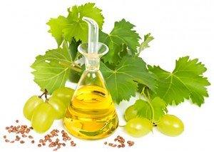 Олія виноградних кісточок – корисні властивості і застосування