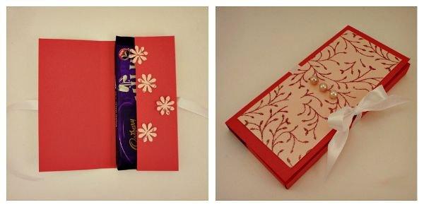 Шоколад из бумаги своими руками 127