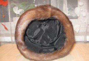 Как чистят норковые шапки в домашних условиях