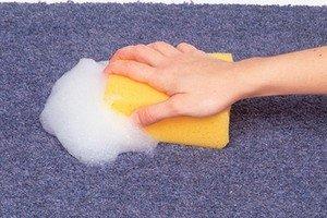 Как уксусом почистить ковры в домашних условиях 596