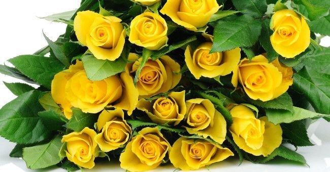 Картинки по запросу букет жовтих троянд