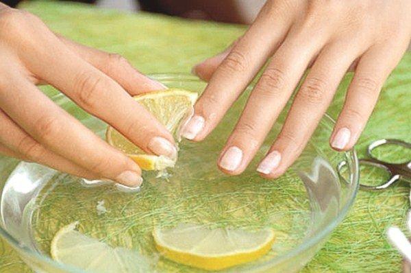 Чем отбелить руки после огорода в домашних условиях