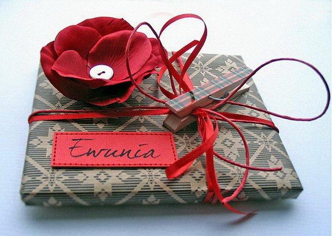 Оригинальный и неповторимый подарок