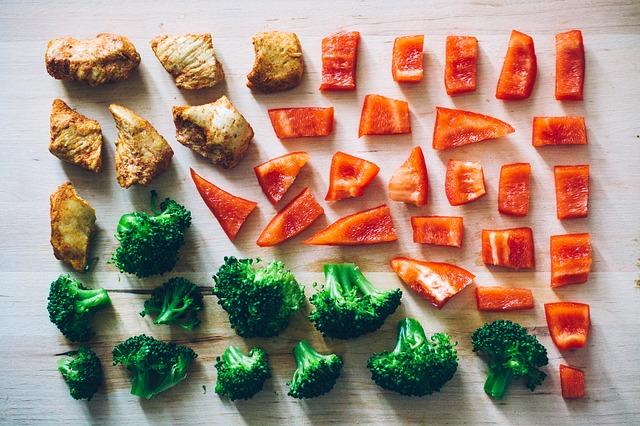 Правила здорового и полезного питания