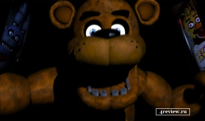Огляд Five Nights at freddys | Відео