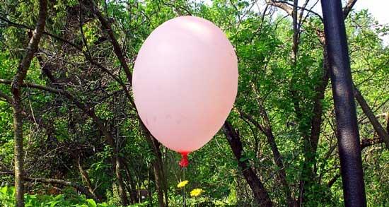 Летающие воздушные шарики в домашних условиях - Prom-komp.ru