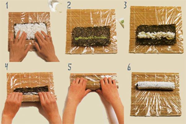 Готовить рис суши домашних условиях 282