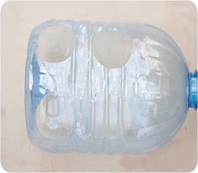 Слоник из пластиковых бутылок пошагово для начинающих 158