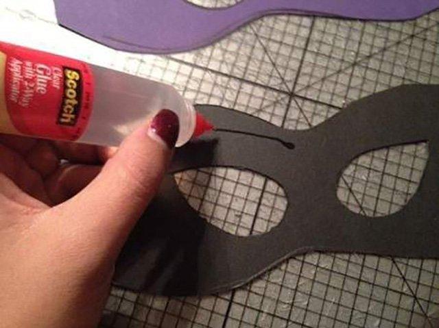 Как сделать маску край 653