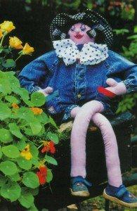 Садовые куклы (35 фото видео-инструкция как сделать своими)