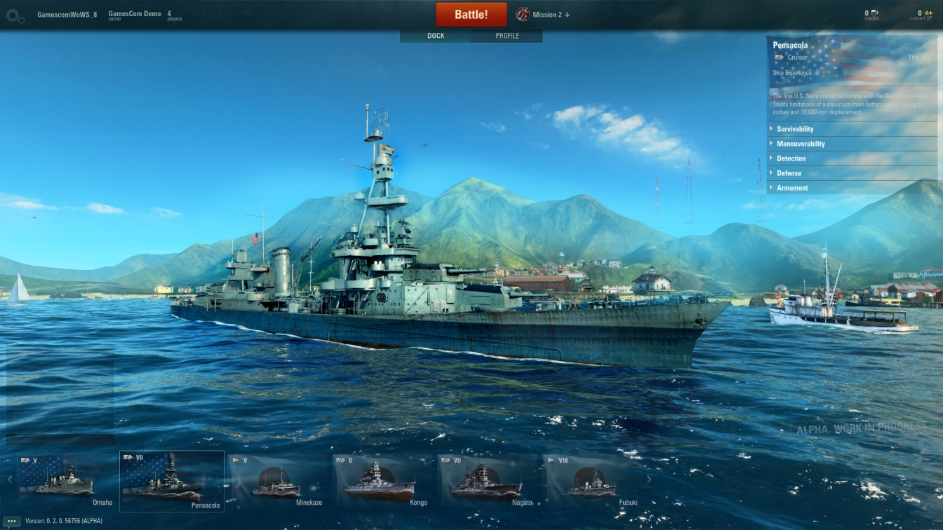 Коли вийде World of Warships