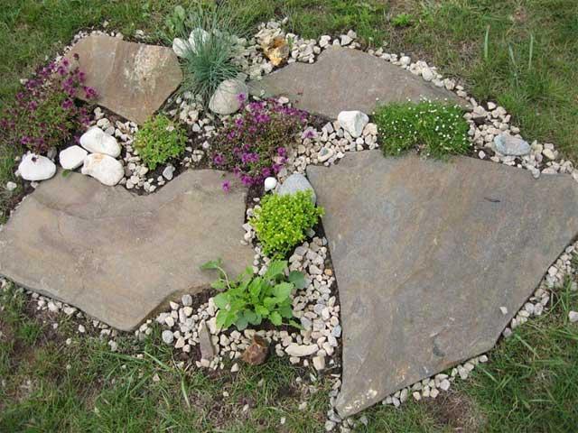 Поделки из камня дикого и булыжника в курортных местах фото 53