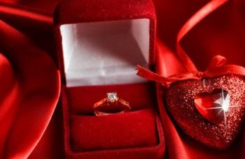 Подарок девушке кольцо примета