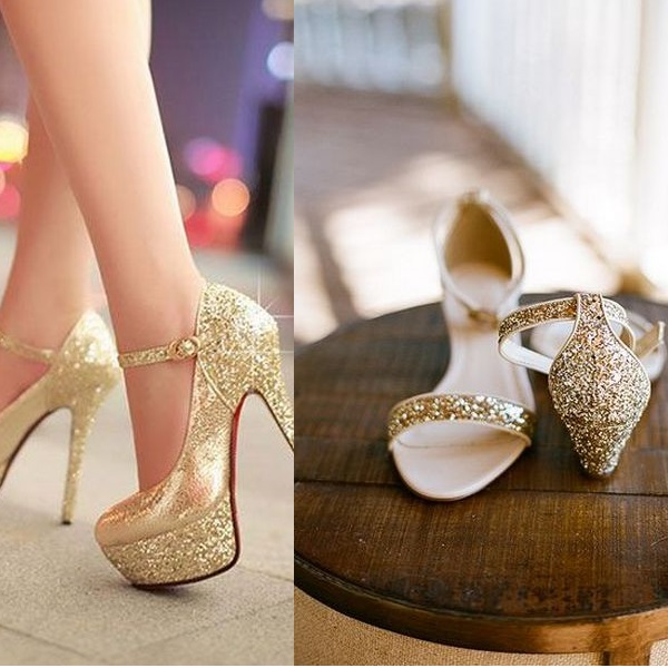 Золоті туфлі  af474d95c0576