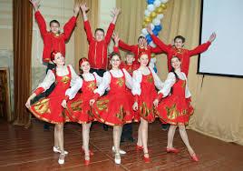 Макияж для русско народного танца