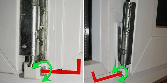 Пластиковые двери регулировка на зиму своими руками 35