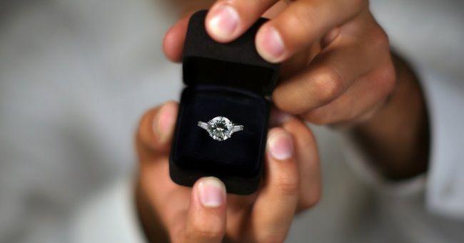 Приметы подарок кольцо 48