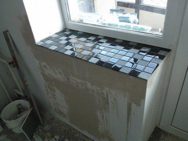 Мебель из пластиковых подоконников своими руками 98