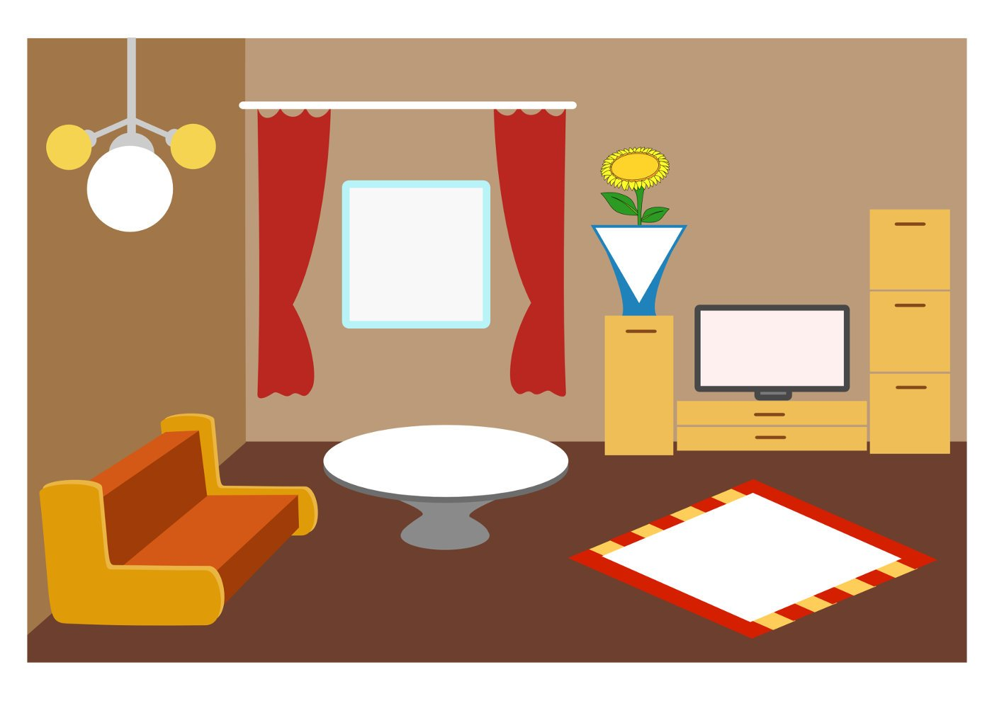 Картинки мебели дидактическая игра 5