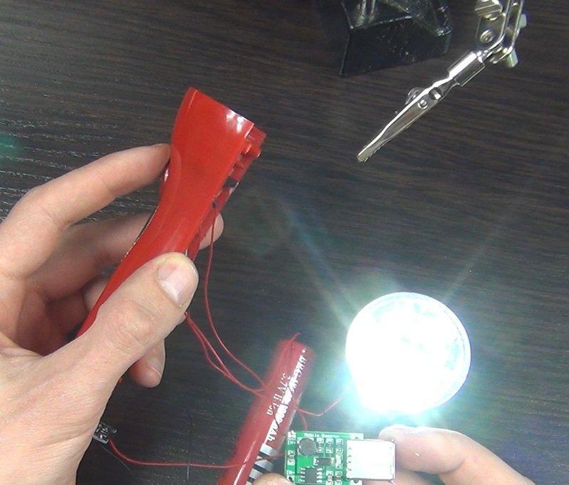 Как сделать повер банк своими руками из батареек 270