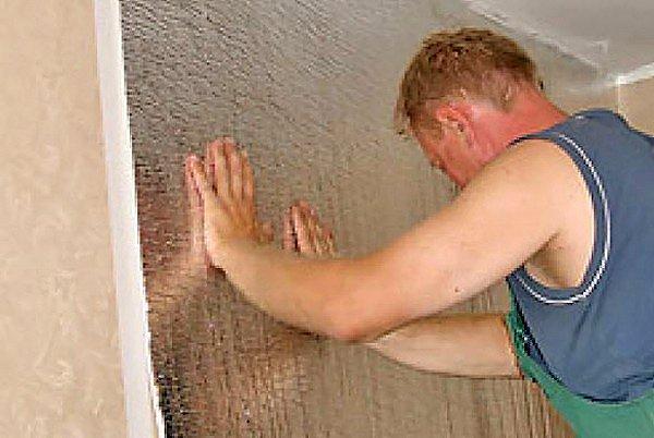 Как сделать шумоизоляцию в квартире от соседей потолок