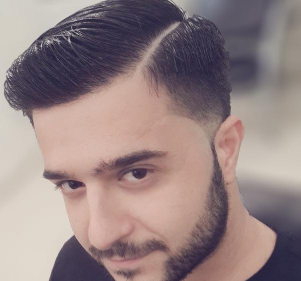 Мужские стрижки густые жесткие волосы фото мужские