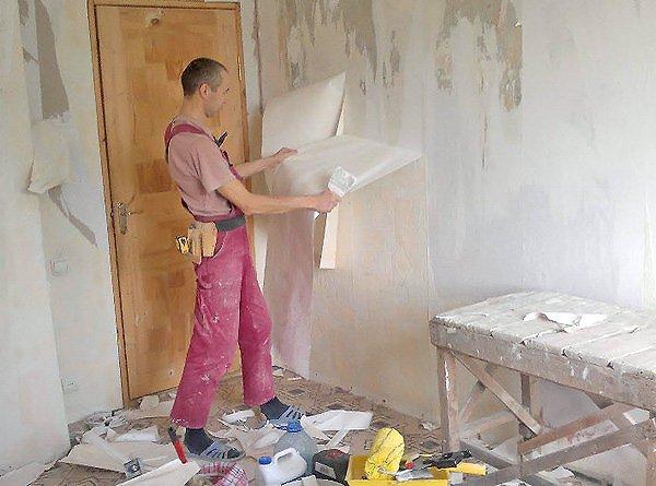 Ремонт дома квартиры сам