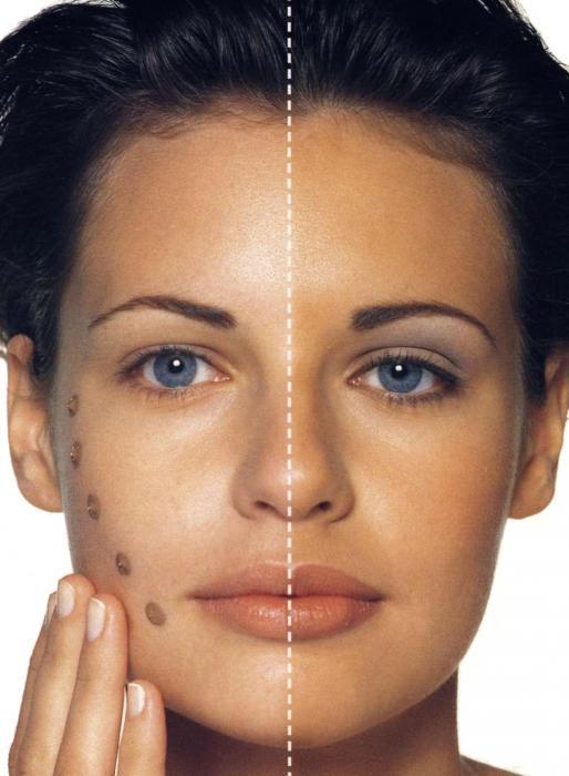 Как сделать макияж на жирную кожу лица