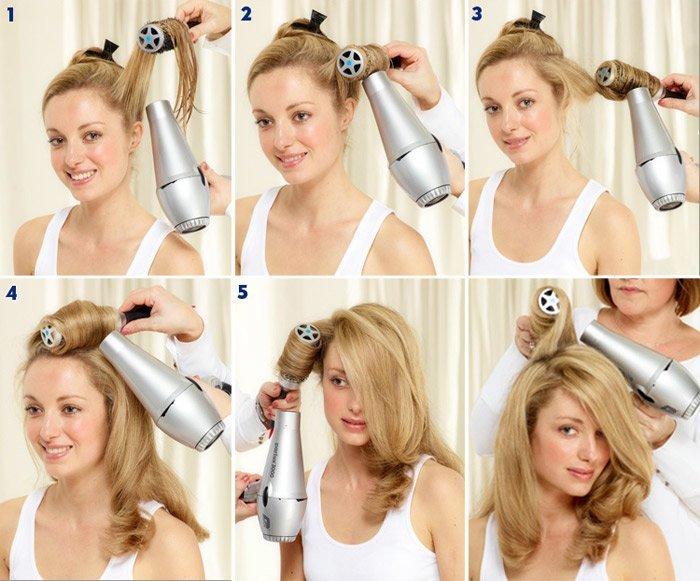 Укладка волос в домашних условиях на тонкие волосы 274