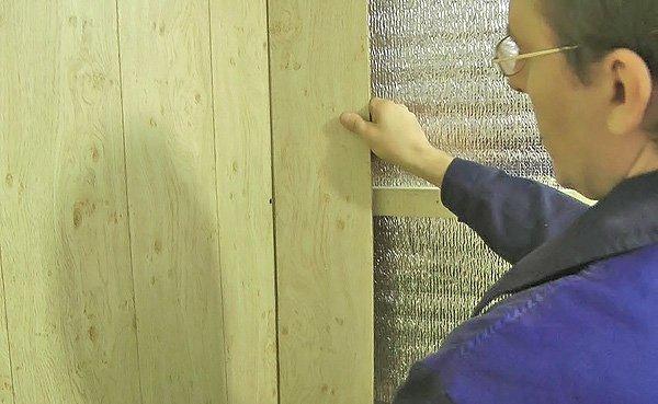 Отделка стен панелями пвх своими руками 100