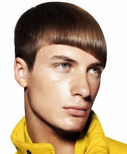 Причёски и стрижки мужские