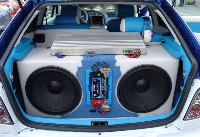 Все о музыке в авто своими руками